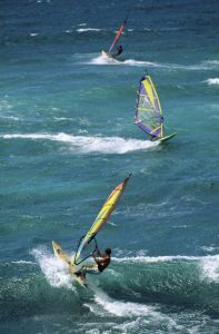 Paia Wind Surfers