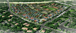 Kahoma Village 3D Site Map