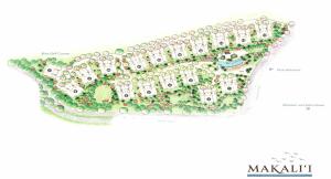Makalii Site Plan