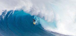 Maui Wave in Haiku