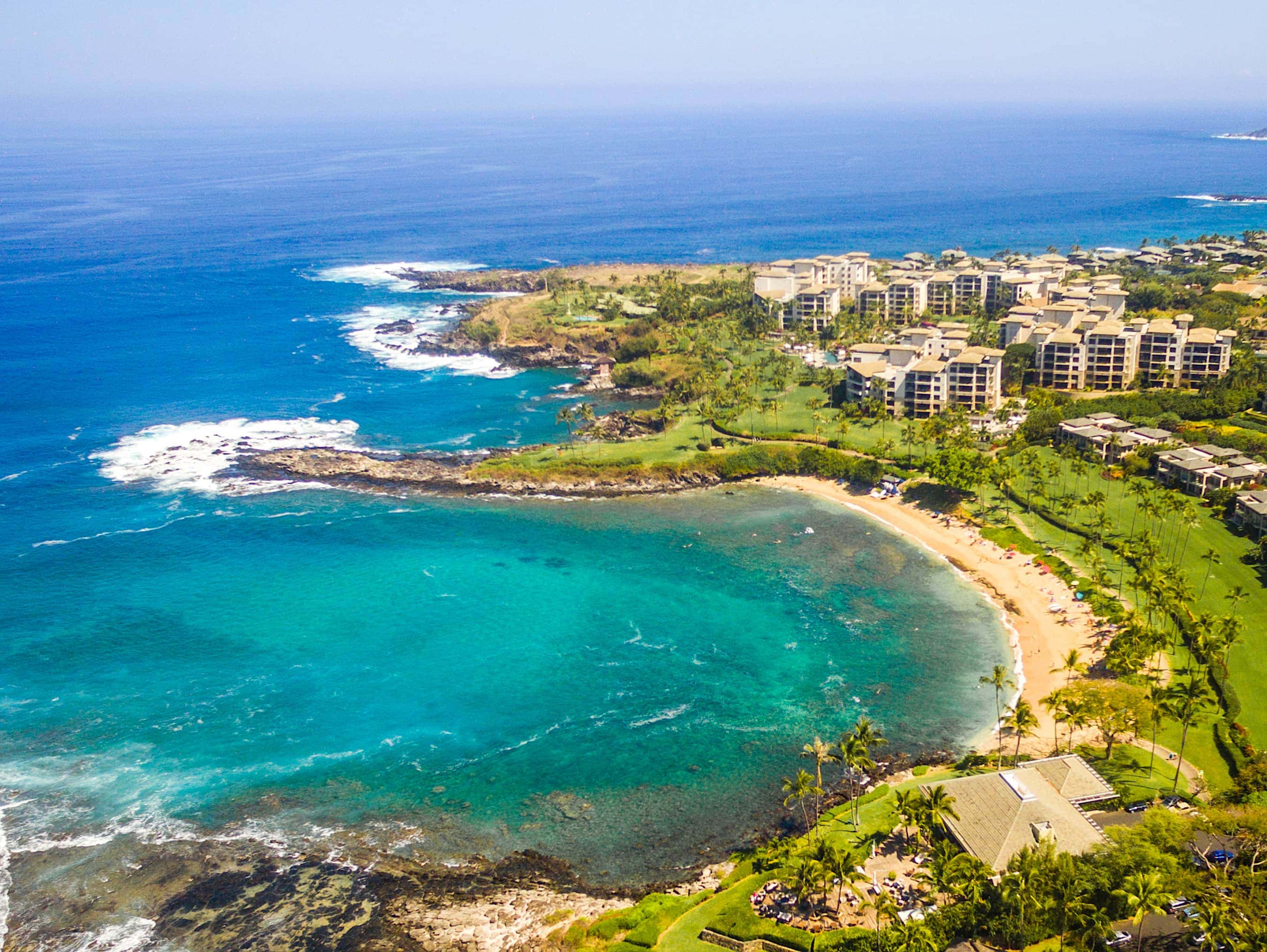 Overlooking The White Sandy Crescent Beach Of Kapalua Bay Residences On Offer A Luxurious Maui Lifestyle With Unparalleled Ocean Views