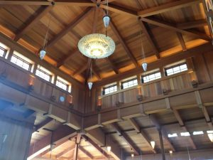Mahana Estates Ceiling