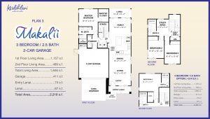 Kealohilani Floor Plan 3
