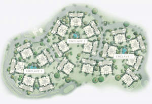 Luana Garden Villas - Site Map - Kaanapali Maui