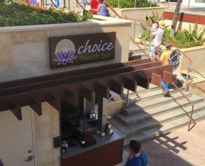 Choice Health Bar - Whalers Village