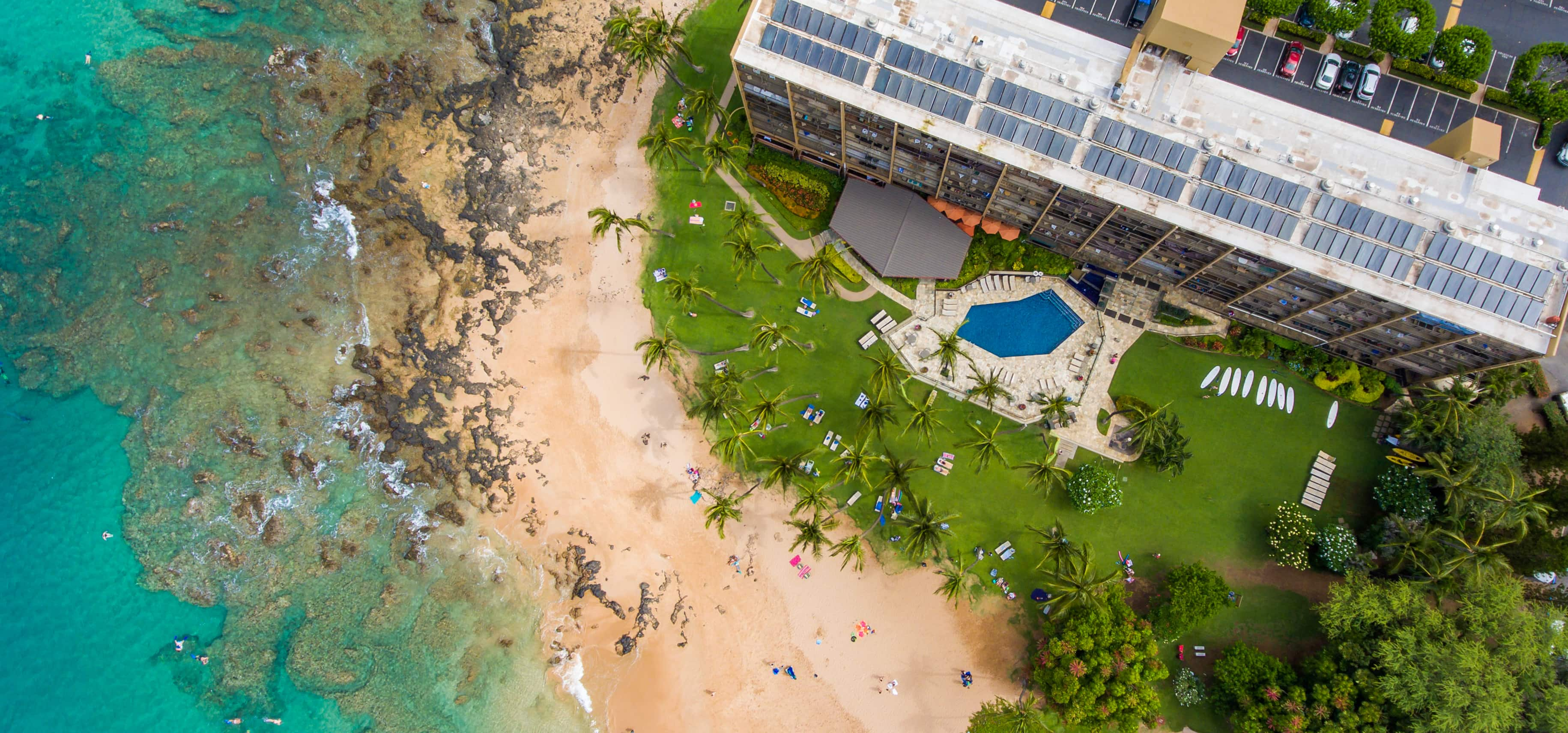 Mana Kai Aerial Top View copy